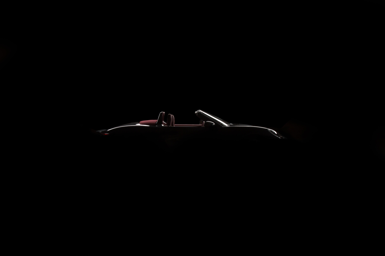 تصوير السيارات في الليل